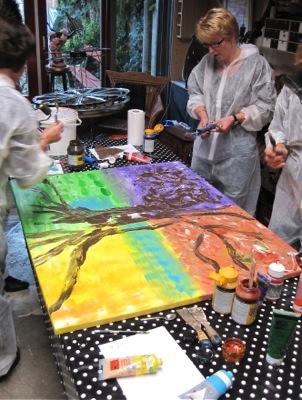 Team Paint Workshop